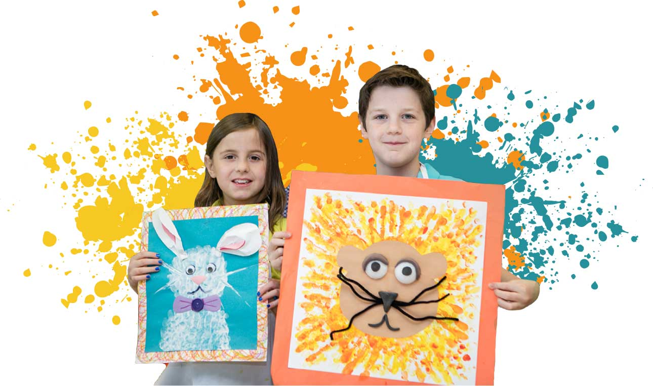 Art Kits for Kids in Alexandria