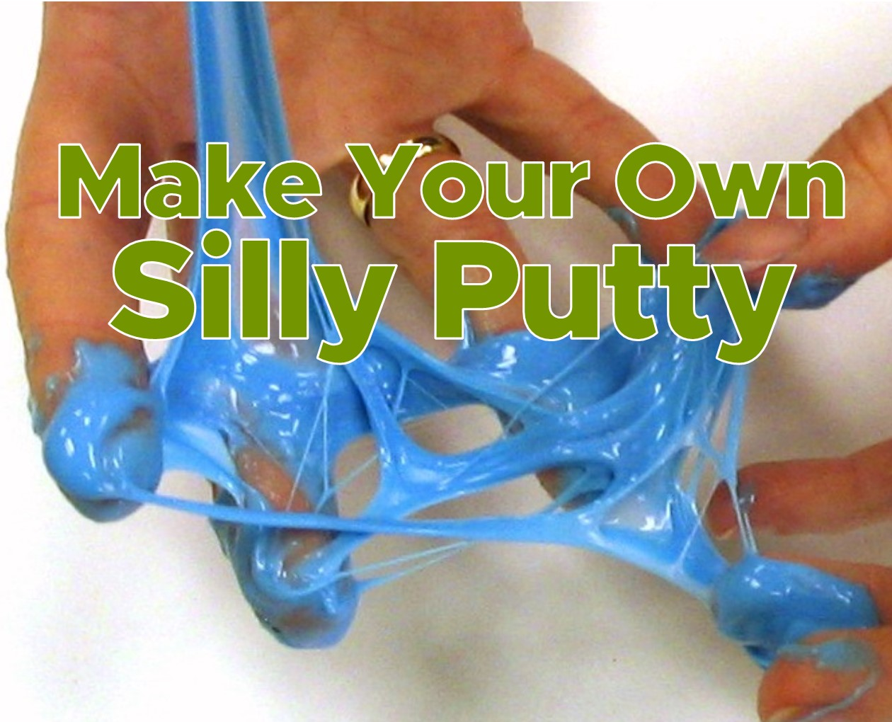 This Putty Is so Silly. . .