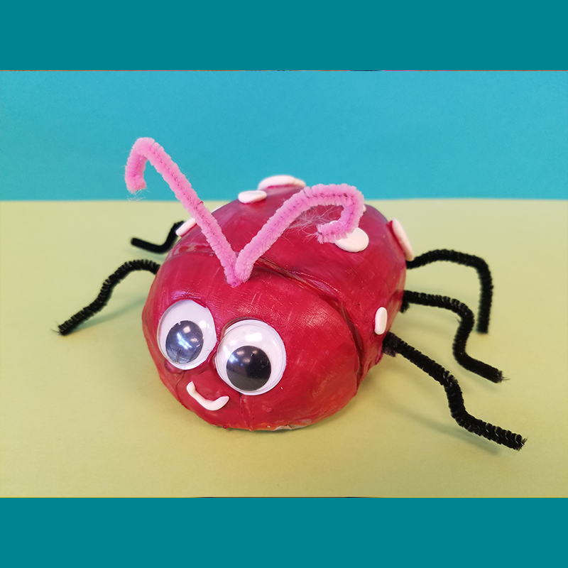 Kidcreate Studio, Beetle Art Project
