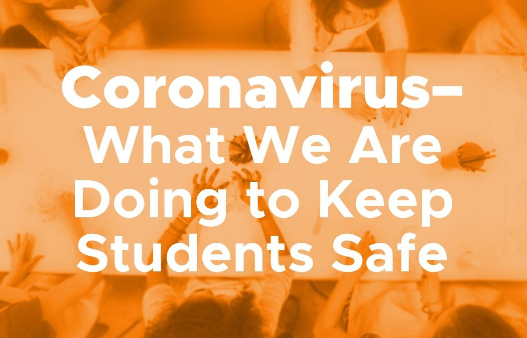 Coronavirus (COVID-19) - Kidcreate's Commitment to Your Family